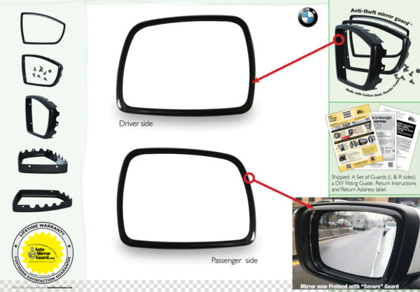 BMW X3 X5 3294G